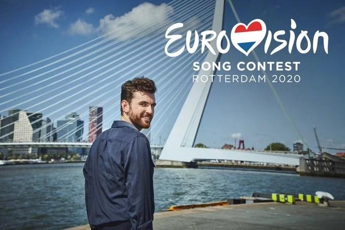 canción Eurovision 2020