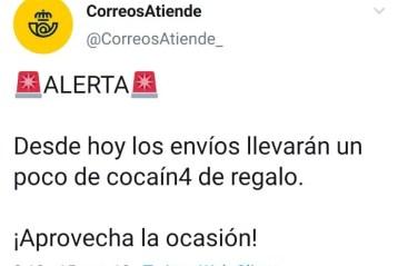 hackean cuenta Correos