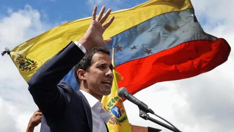 Juan Guaidó presidente interino