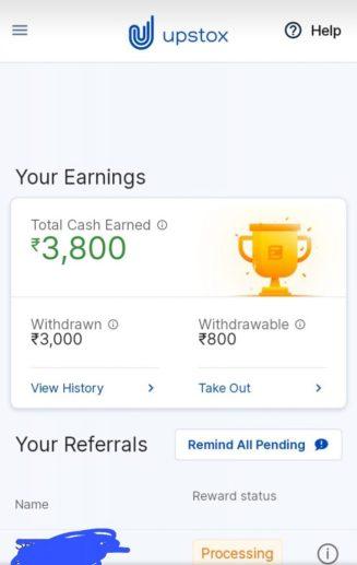 Upstox Referral Program   Earn Money Online   Work From Home