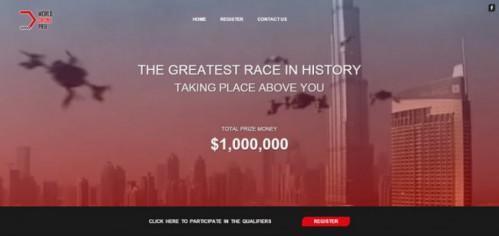 World Drone Prix 1 milione