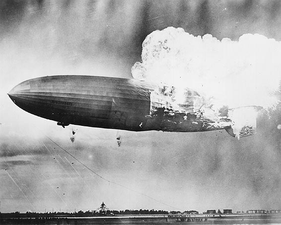 zeppelin tragedy