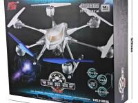 recensione huajun w609 5.8g fpv-gearbest-droni modello-prova di volo-unboxing