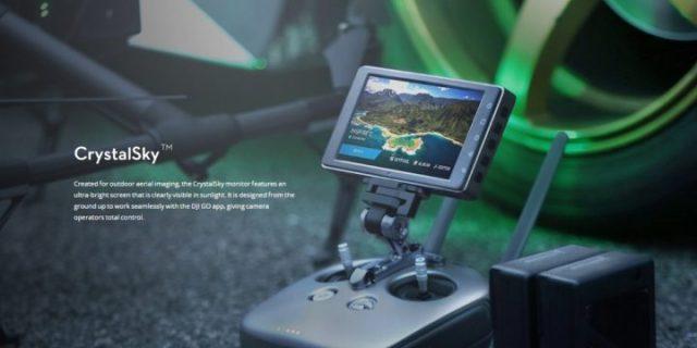 dji-ces-2017-cristalsky monitor