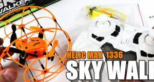 recensione helic max sky walker 133