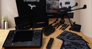 Unboxing Yuneec typhoon h pro