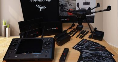 UNBOXING Yuneec Typhoon H Pro Edition