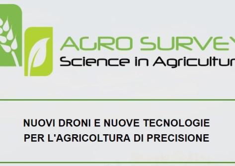 agro survey-science in agricolture-droni per agricoltura di precisione