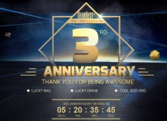 gearbest 3dr anniversary-promozione gearbest