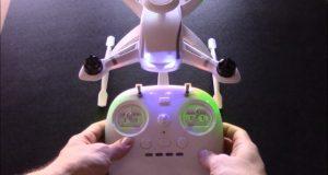 tutorial aosenma cg035-calibrazione gps-stick-modalità di volo
