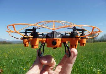 Recensione WLtoys Q383 SpaceShip 7-drone fpv-drone hd-drone wltoys q383-drone spaceship 7-drone gearbest