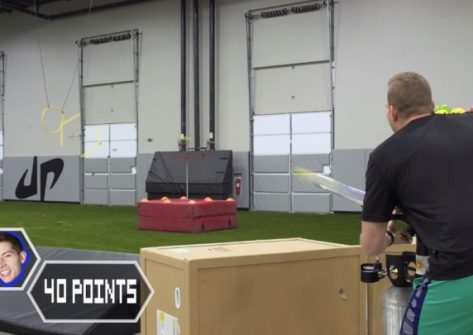 dude perfect-battaglia dei droni-percorso droni-youtube droni