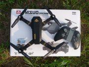 recensione visuo tianqu xs809w-mavic economico-drone giocattolo