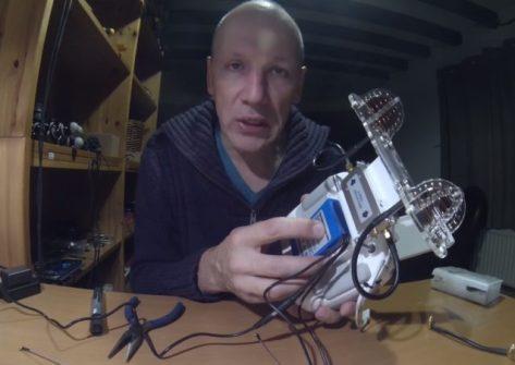 video installare antenne fpvlr dji phantom-NeverMindYourOwn