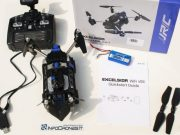 Recensione jjrc h40wh excelsior tomtop -drone macchina rc