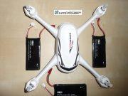 recensione batterie hubsan h502 amazon morpilot store