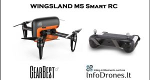 recensione wingsland m5 smart rc gearbest
