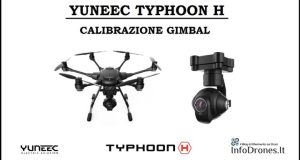 tutorial yuneec typhoon h-Calibrazione Gimbal Typhoon H-problemi orizzonte storto typhoon h-come fare la calibrazione del gimbal sul typhoon h