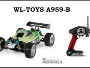 RECENSIONE WLtoys A959-B 2.4G scala 1-18