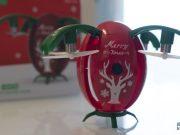 RECENSIONE JJRC H66 X-MAS EGG-drone uovo-uovo drone-drone rcmoment-drone uovo jjrc