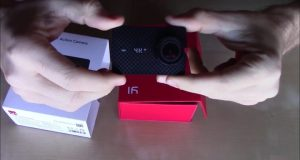 unboxing Xiaomi Yi 4K+ amazon youtube