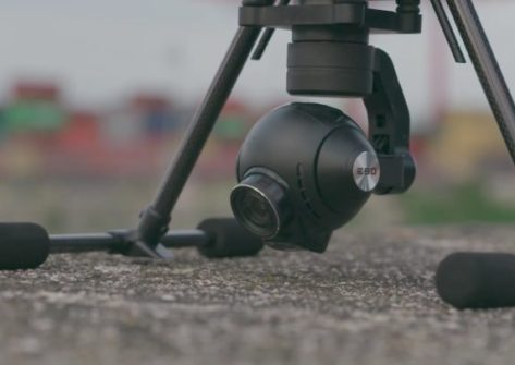video camera e50 yuneec typhoon h520