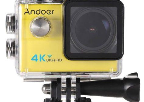 Action Cam Andoer 4k