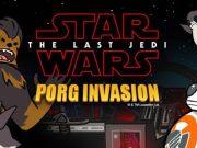 Facebook star wars porg invasion-giochi su facebook-giochi star wars -facebook messenger