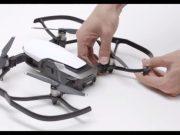come installare i para eliche sul dji mavic air-tutorial dji youtube