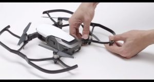 come installare i para eliche sul dji mavic air-tutorial dji youtube