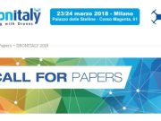 milano dronitaly 2018 call for papers
