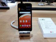 nuovo smartphone lg k8 2018 mwc barcellona