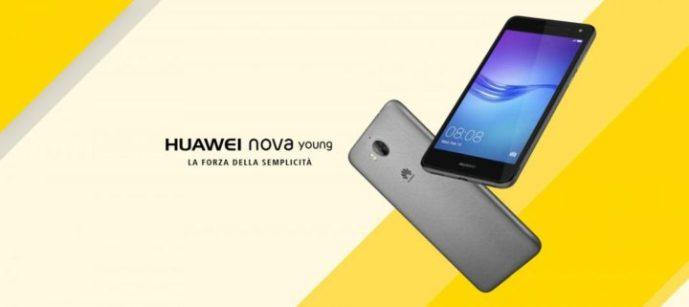 Smartphone Huawei Nova Young amazon