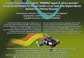 corso gratuito droni-progetto pandora-drone racing fano