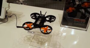 video drone yuneec hd racer fpv - drone racing yuneec- mwc barcellona