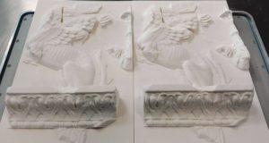 enea progetto cobra ricostruzione 3d sfregio delle sfingi