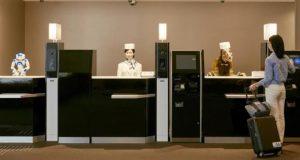 robot alberghi futuro