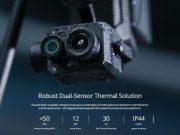 serie matrice camera termica DJI Zenmuse XT2 flir