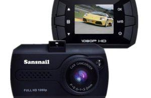 Sansnail mini Dash Cam