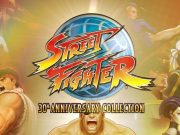 street fighter 30th collection