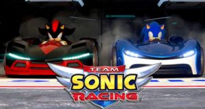 Team Sonic Racing trailer