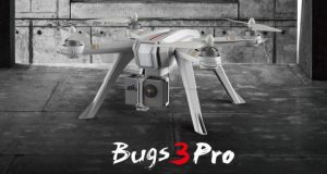 nuovo drone mjx bugs 3 pro