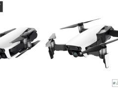 coupon dji mavic air su gearbest