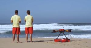 drone bagnino primo soccorso in mare aiuto