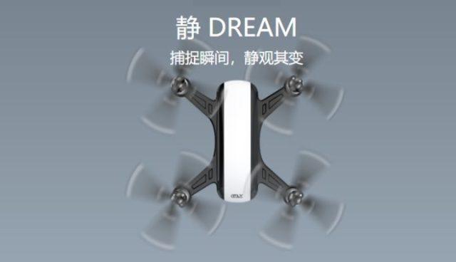 drone c-fly dream - clone dji spark