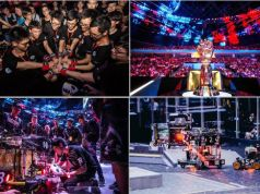 RoboMaster Competition 2018 Vincitori DJI