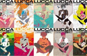lucca comics 2018 ospiti ed eventi