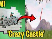 Fortnite Crazy Castle