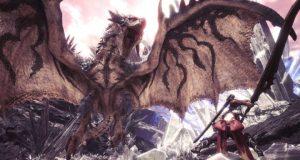 bug salvataggio di Monster Hunter Word Pc