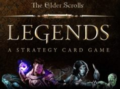 the elder scrolls legends